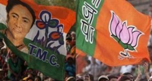 bjp and tmc